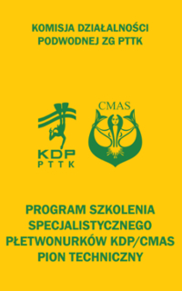 Książeczka KDP/CMAS pion techniczny
