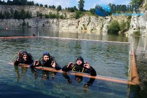 Kurs nurkowania P1 CMAS