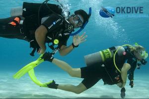 Kurs nurkowania PN1
