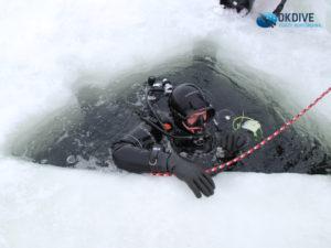 Kurs nurkowania pod lodem PPL