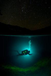 PNO - kurs nurkowania nocnego