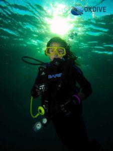 PMZ - kurs nurkowania dla dzieci