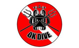 Nowe logo Ok Dive