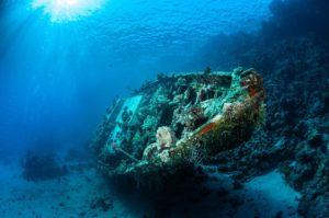 Wrak podwodny
